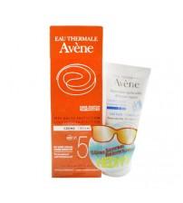 Avene Creme 50+ Sans Parfum + Avene After Sun 50ml Hediye