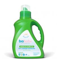 Biobaby Hassas ve Atopik Cilt Sıvı Çamaşır Deterjanı 1,5 LT