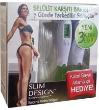 Elancyl Slim Desing 200ml Kalori Sayar Atlama İpi Hediye