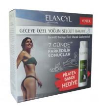 Elancyl Cellu Slim Night Cream 200 ML - Selülit Karşıtı Gece Bakım Kremi (Pilates Bandı Hediye)