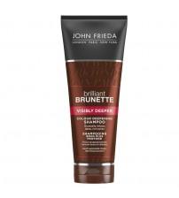 John Frieda Brilliant Brunette Visibly Deeper Colour Deeping Conditioner 250ml