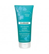 Klorane Gel Douche Surgras 200 ml