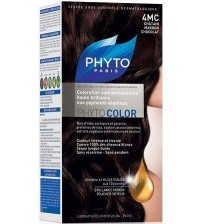 Phyto Color Saç Boyası 4MC Çikolata Kahve (Chatain Marron Chocolat)