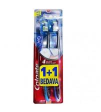 Colgate 360 Derece Diş Arası Temizliği Diş Fırçası 1+1