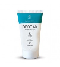 Deotak Fresh Ferahlatıcı Krem Deodorant Unisex 35ml