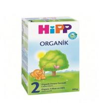 Hipp Organik Bebek Maması 2 300gr