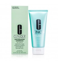 Clinique Anti-Blemish Solutions Oil-Control Cleansing Mask 100ml